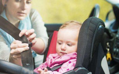 autoasiento para bebés