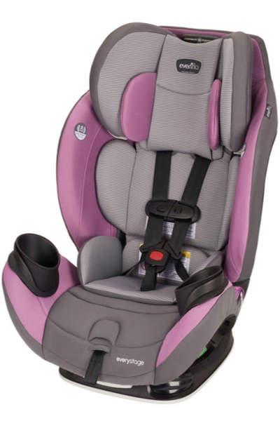 Evenflo silla de bebe EveryStage LX asiento de coche todo en uno
